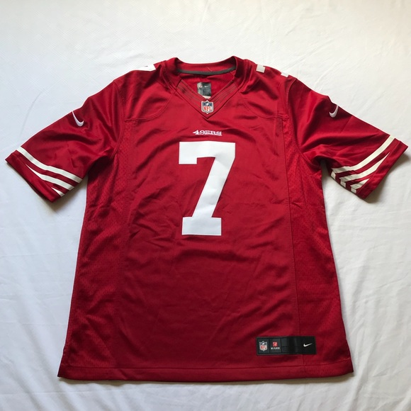 b864ab76b  7 Colin Kaepernick 100% Authentic NFL Jersey
